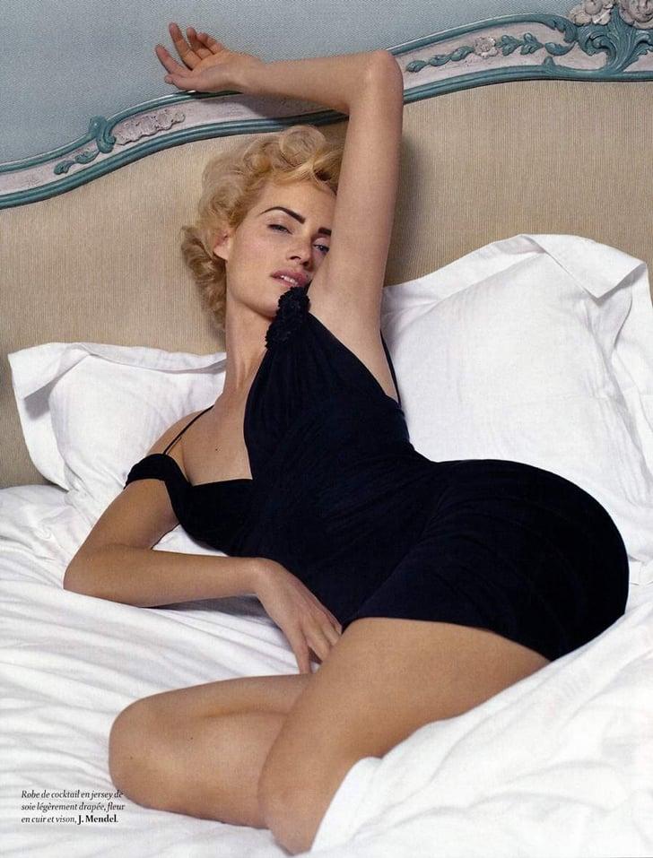 Supermodel Amber Valletta's Photos, Ads, Magazine Covers