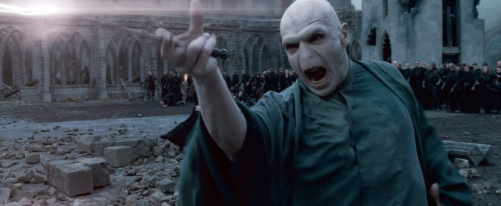 Ralph Fiennes Has No Idea Why He Laughed So Weirdly as Voldemort