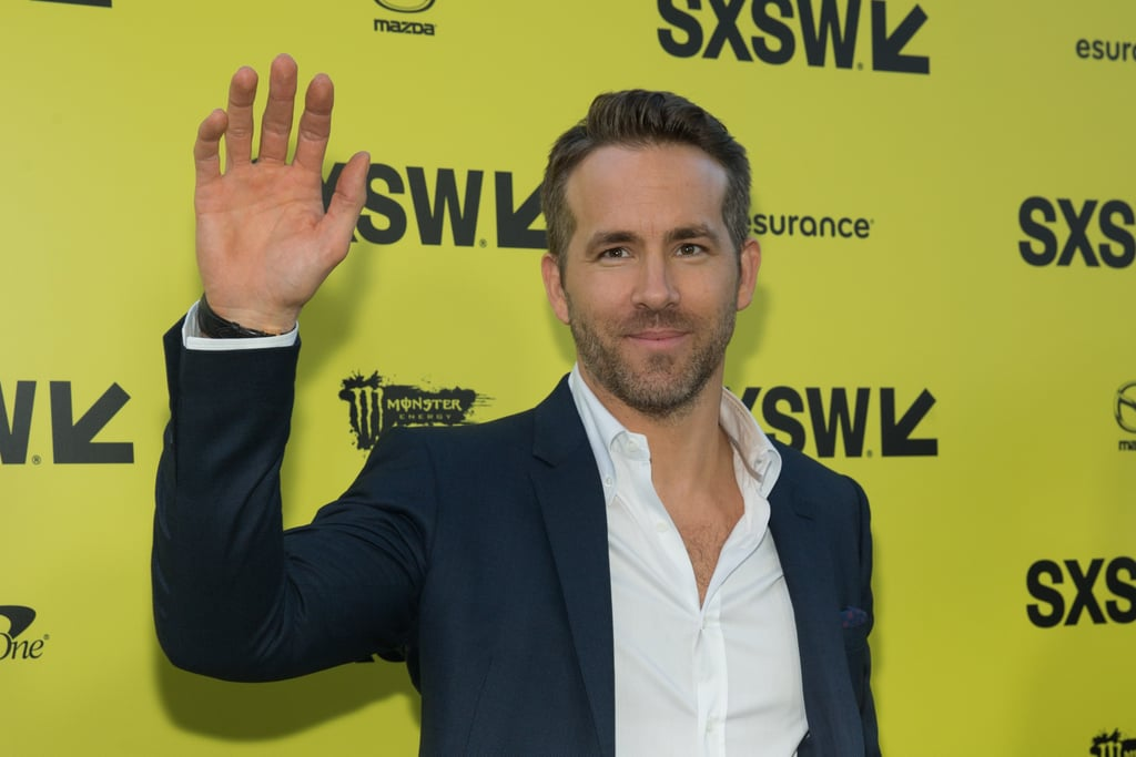 Ryan Reynolds and Jake Gyllenhaal Look Handsome as Hell at SXSW