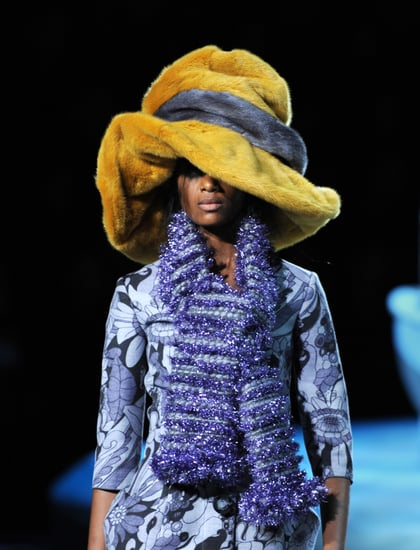 Marc Jacobs Fall 2012 Runway