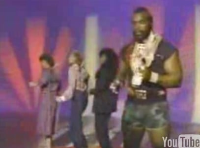Celebrate Mother's Day With Mr. T