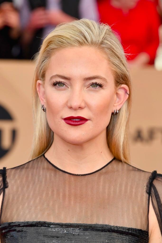 Dark Grunge Lipstick at the 2017 SAG Awards