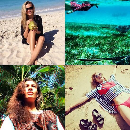 Fashion Instagram Photos | Week of Jan. 9, 2014