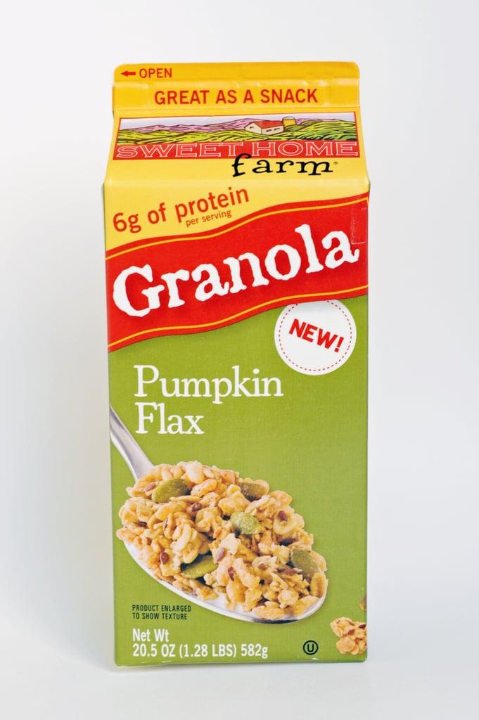 Sweet Home Farm Pumpkin Flax Granola