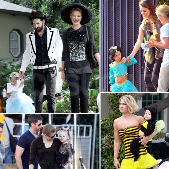 Celebrity Kids Get in the Halloween Spirit —See Their Costumes!