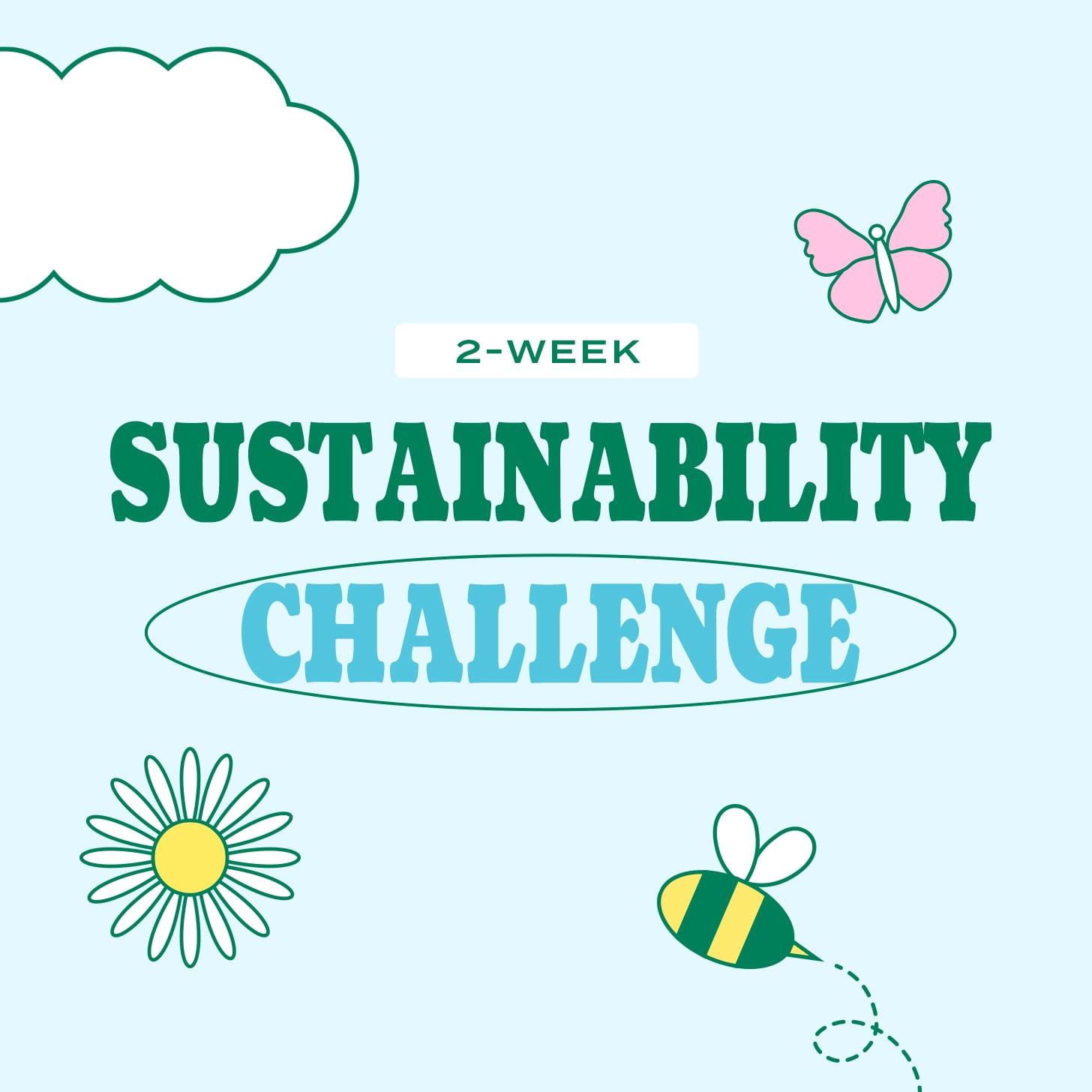 Take the 25 Week Sustainability Challenge   250251   POPSUGAR Smart ...