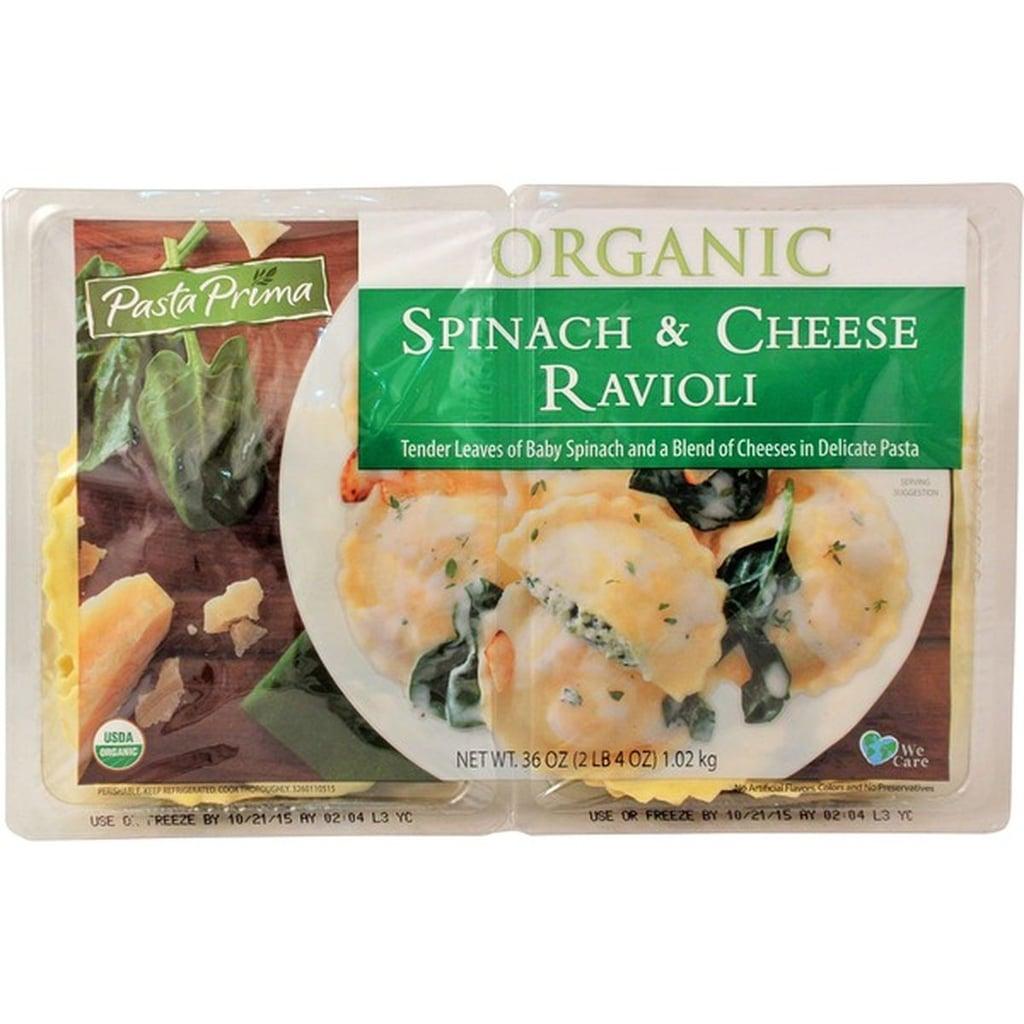 Pasta Prima Organic Spinach Amp Cheese Ravioli 13 Best Costco Family Meals Popsugar Family