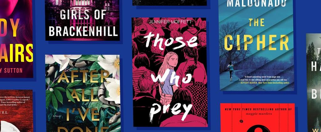 Best New Mystery and Thriller Books of November 2020