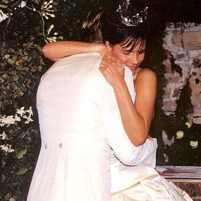 Victoria Beckham's Wedding