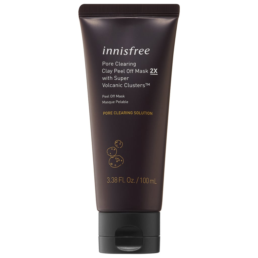 Innisfree Super Volcanic Clusters Pore Clearing Clay Peel Off Mask