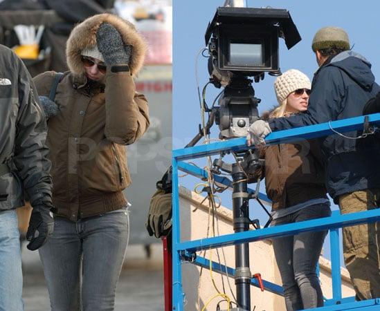 Scarlett Is Director of Fur
