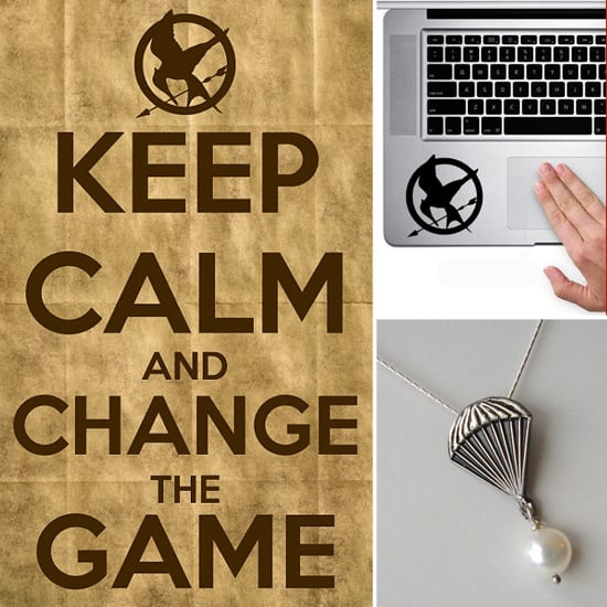 Hunger Games Jewelry, Bags, and Goods From Etsy