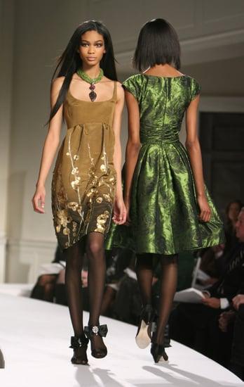 New York Fashion Week, Fall 2008: Oscar de la Renta