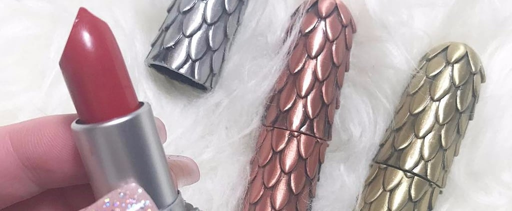 This Lipstick Line Will Make You Feel Like the Mother of Dragons