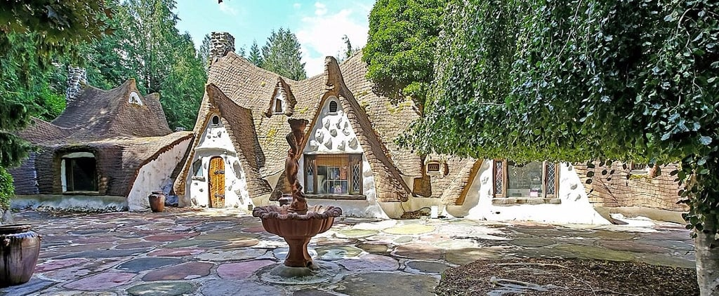 OMFG, This Washington Couple Built an Exact Life-Size Replica of Snow White's Cottage