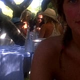Kate Moss and husband Jamie Hince in St. Tropez.