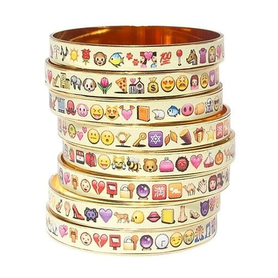 Emoji-Themed Jewellery and Accessories
