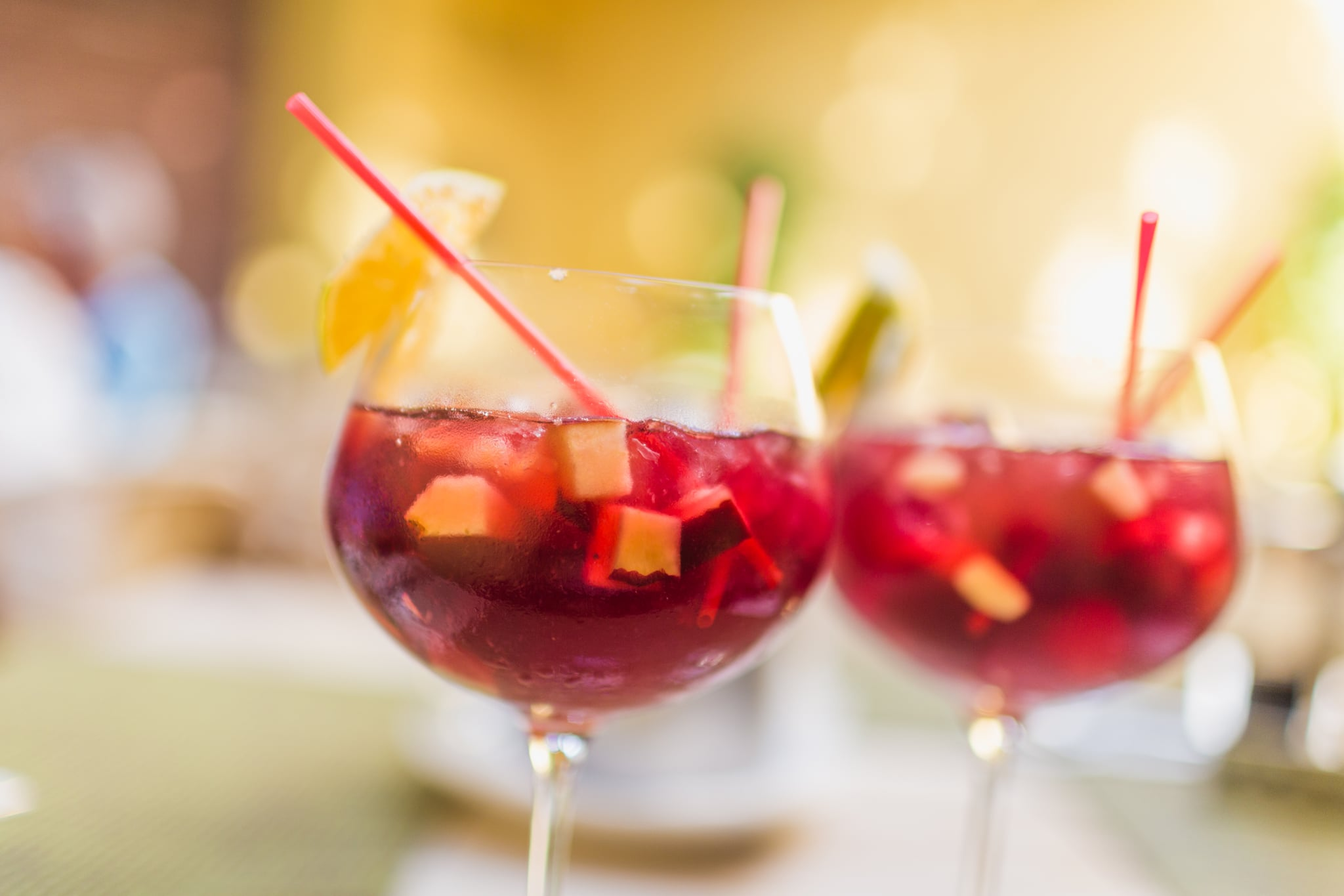 Bottoms Up! The Best Fruits to Add to Red, White, and Sparkling Sangria