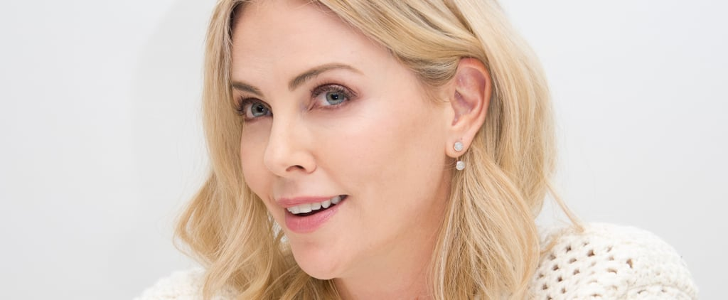 Charlize Theron on Weight Gain to Play a Mom in Tully