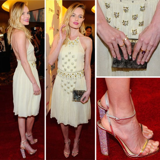 Kate Bosworth's Sweet Sorbet Prada Dress, From All Angles: Snoop Her Killer L!fe Happens Outfit From All Angles!