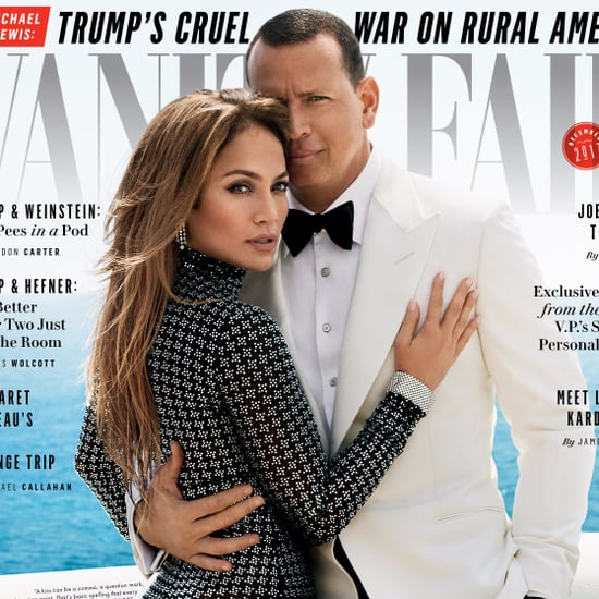 Jennifer Lopez and Alex Rodriguez Vanity Fair Interview