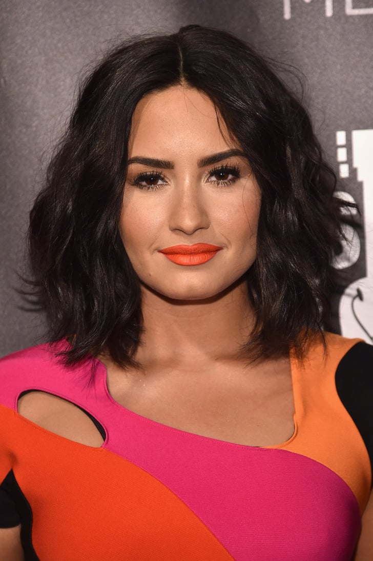 Demi Lovato: Rocker Short Hair | Latina Celebrity Haircuts ...