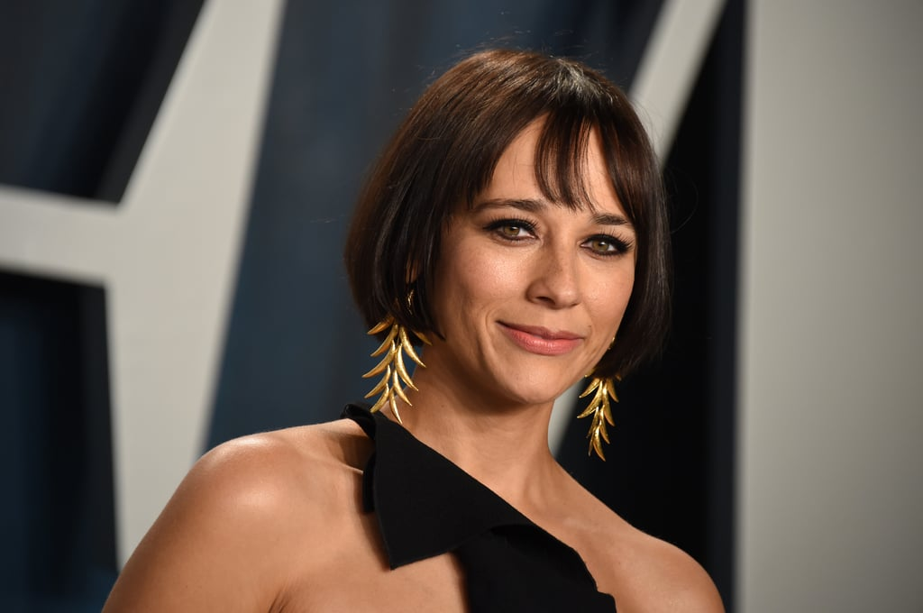 Rashida Jones at the Vanity Fair Oscars Afterparty 2020