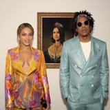 """Beyoncé and JAY-Z Accept Their Brit Award With an Ode to """"Melanated Mona"""" Meghan Markle"""