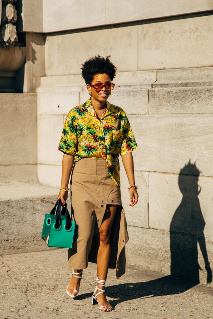 You Can Thank Fashion Week For This All-Star Street Style — Outfit Planning Just Got a Lot Easier