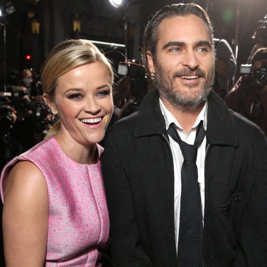 Reese Witherspoon and Joaquin Phoenix at Premiere 2014