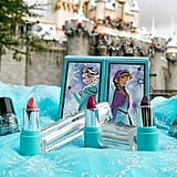 The Entire Frozen Makeup Collection