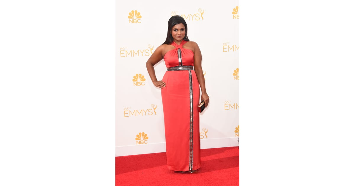 mindy kaling see all the celebrity arrivals on the 2014 emmys red carpet  popsugar celebrity celebrities without makeup celebrities who support trump