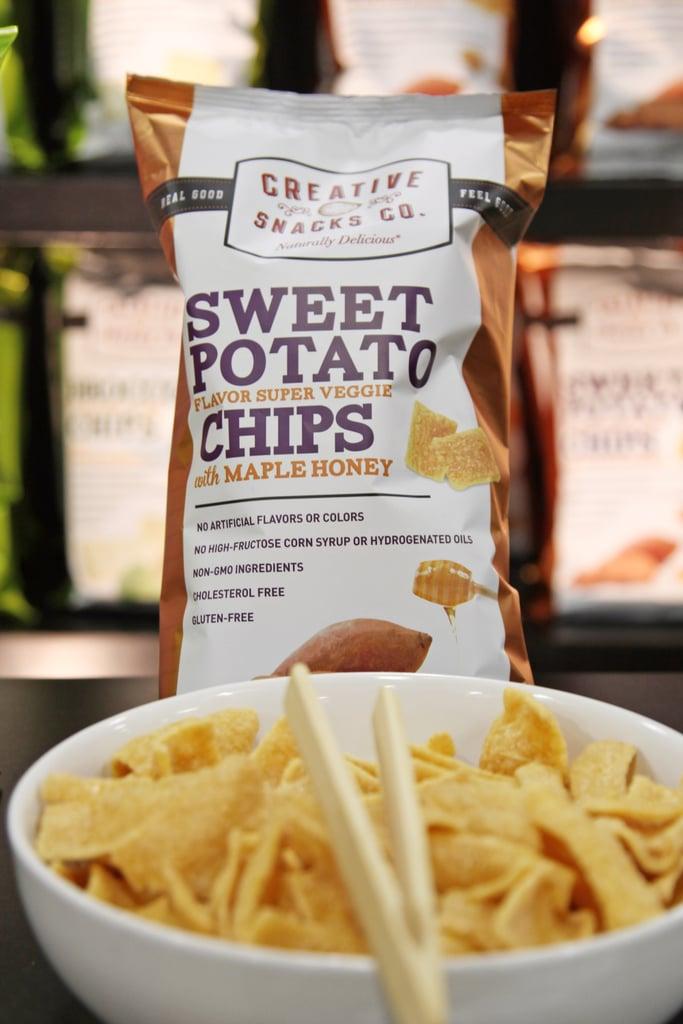 Creative Snacks Co. Sweet Potato Chips With Maple Honey