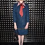 Lucy Boynton at Gucci Fall 2019