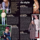 Vanessa's fashion moments, starting from 1987 to today.