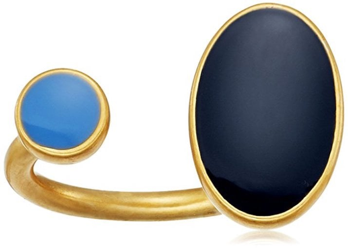Dear Drew by Drew Barrymore Nolita Mismatch Ring