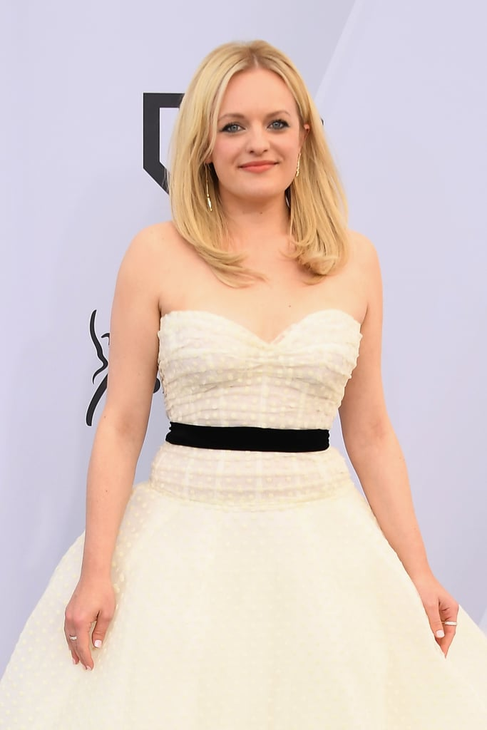 Elisabeth Moss at SAG Awards
