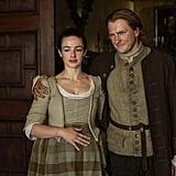 Jenny and her husband Ian (Steven Cree).