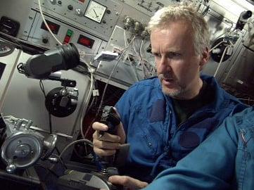James Cameron Called In to Help Stop Gulf Oil Leak
