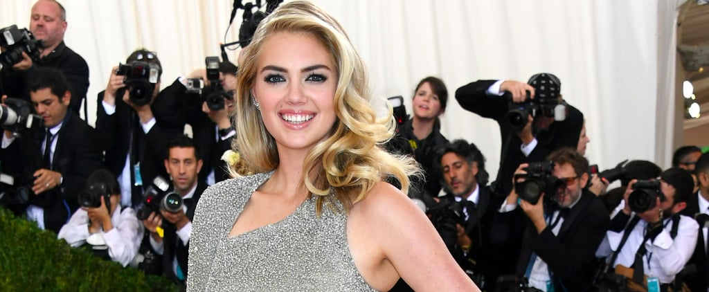 Kate Upton Is Engaged! See Her Stunning Ring at the Met Gala
