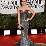 Kate Beckinsale at the Golden Globes 2014