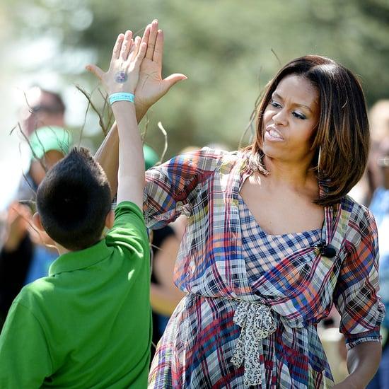 Michelle Obama Shares Parenting Secret