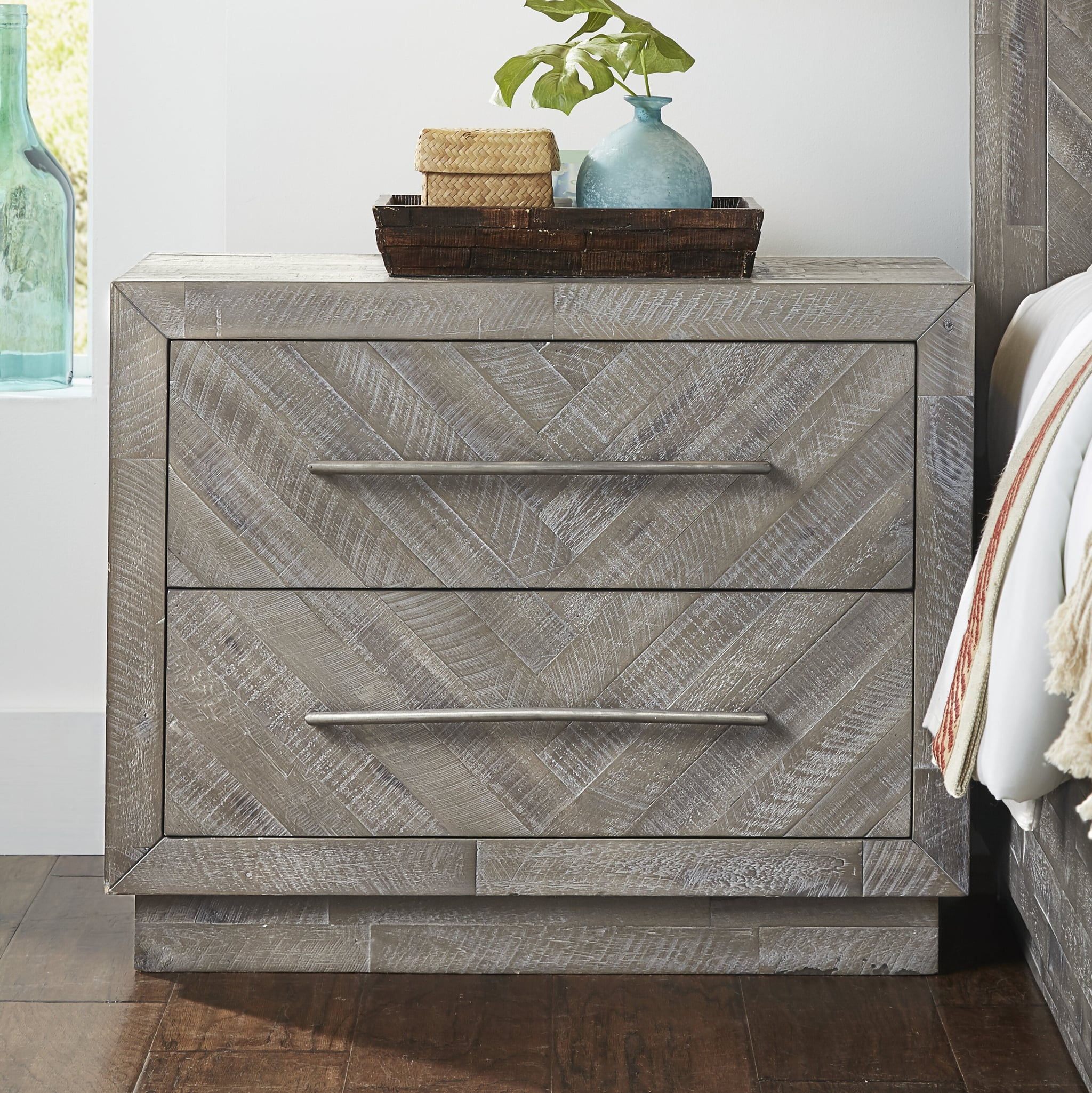 Robards 2 Drawer Nightstand I M Giving My Bedroom A Makeover And These Are The 30 Things I Love From Wayfair Popsugar Home Photo 15
