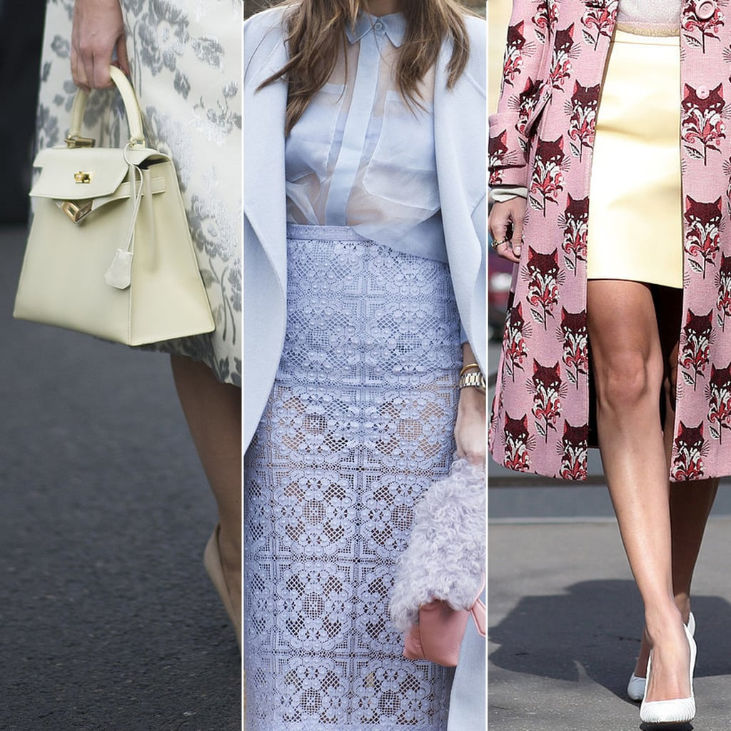 How to Wear Pastels Like a Grown-Up