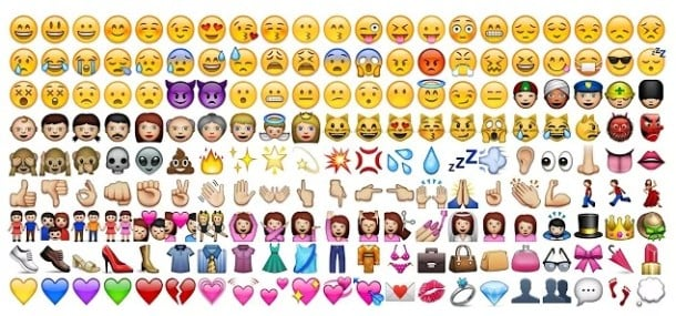 17 Undeniable Signs You're Addicted to Emoji