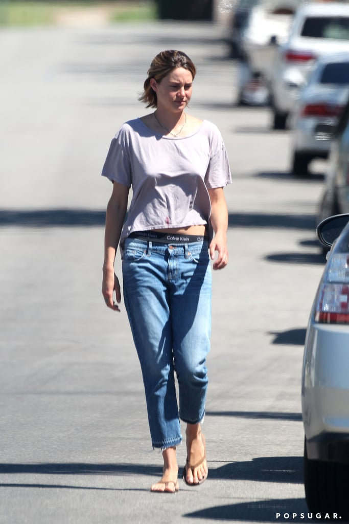 Shailene Woodley's New 'Do: Short, Cute, and For a Good Cause