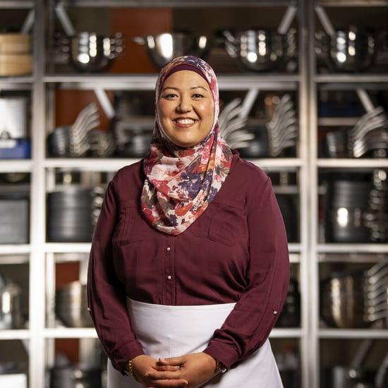 Amina Elshafei Elimination Episode MasterChef 2020
