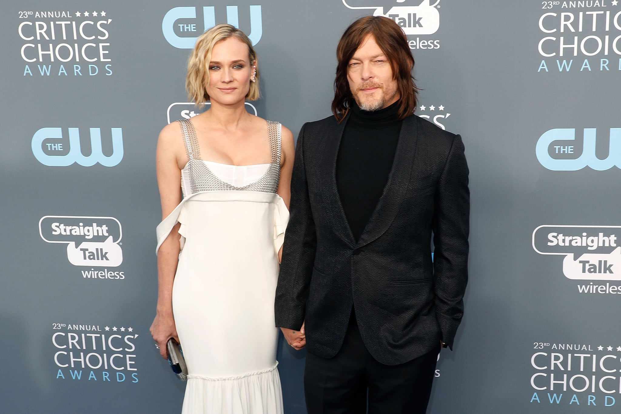 2a008ec177 Did Norman Reedus and Diane Kruger Have a Boy or Girl