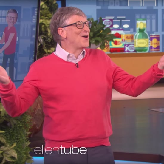 Bill Gates Guesses Grocery Prices on Ellen