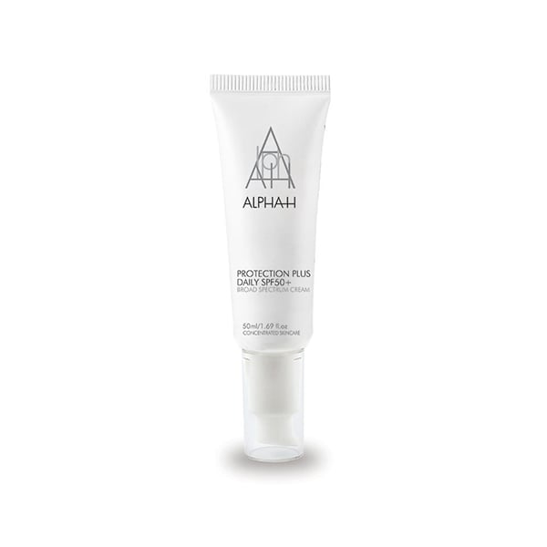 Alpha-H Protection Plus Daily SPF 50+ ($59.95)
